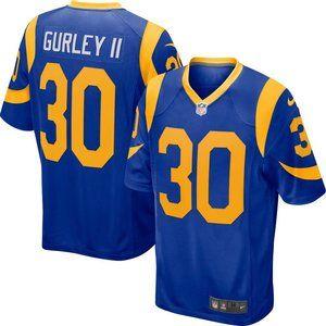 NEW NFL Men's 30# Todd Gurley II Nike jersey